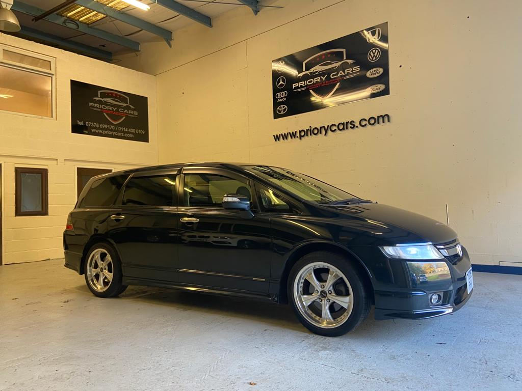 Honda Odyssey 2.4 Automatic 7 Seater 5dr